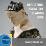 Artwork for Reporting from the Leading Edge of Music and Tech