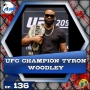 Artwork for  UFC Welterweight Champion Tyron Woodley