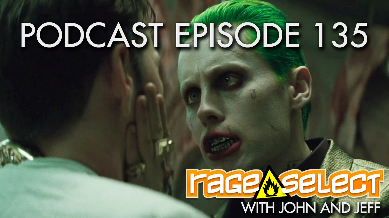 Rage Select Podcast Episode 135 - John and Jeff Answer Your Questions!