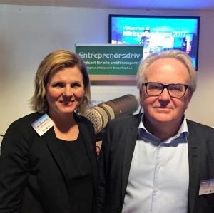 139 Det går bra för Linköping - Helena Balthammar och Christer Mård förklarar varför