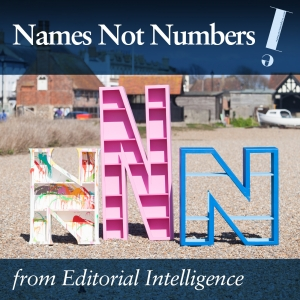 Names Not Numbers