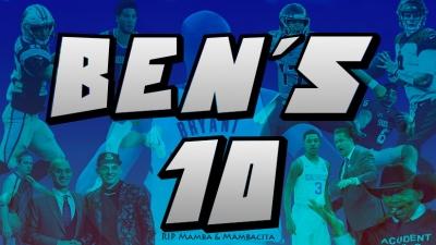 BENS10's podcast show image