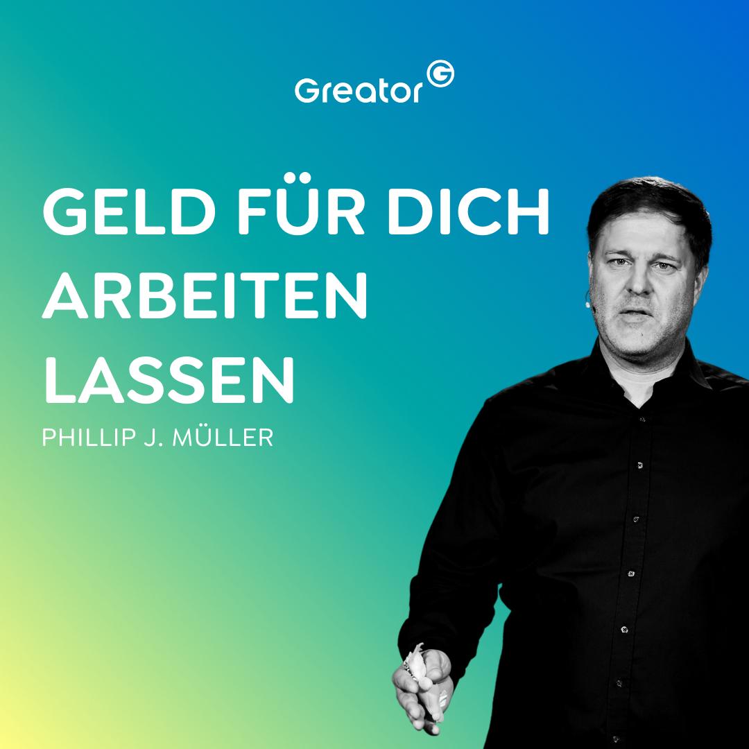 #789 Liebe zu Geld: Übernimm Verantwortung für deine Finanzen // Phillip J. Müller