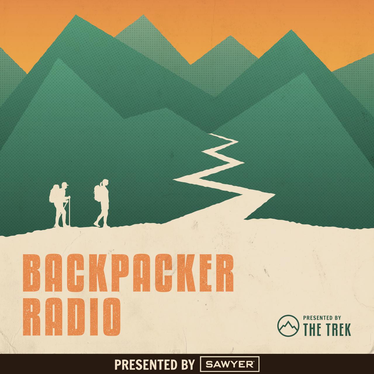 Backpacker Radio show art