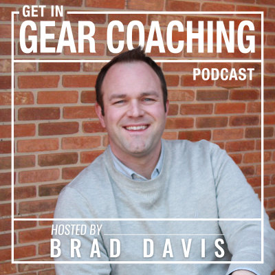 Get in Gear Coaching Podcast show image