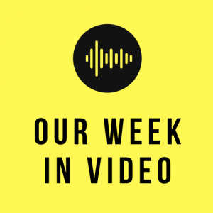 Our Week in Video | Video Production | Wedding Videography | Digital Media & Filmmaking