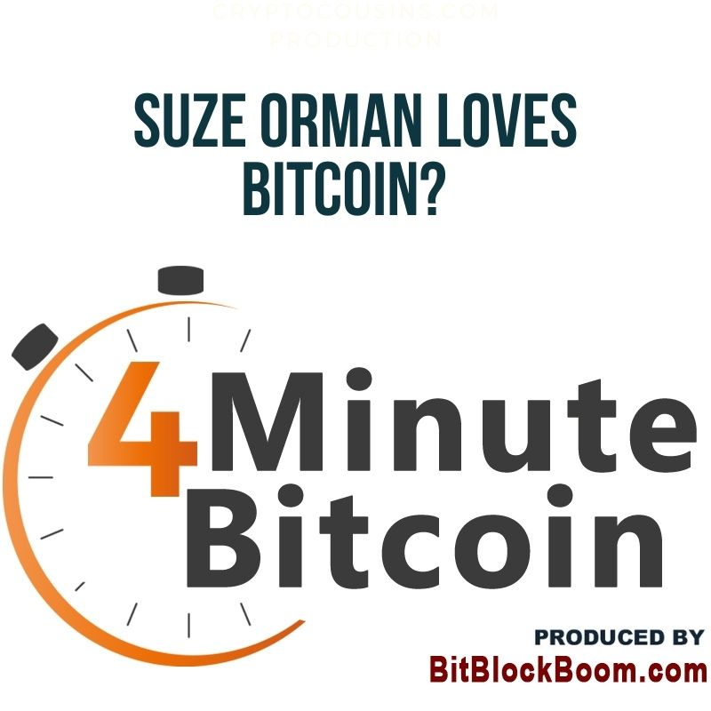 Why Does Suze Orman Loves Bitcoin?