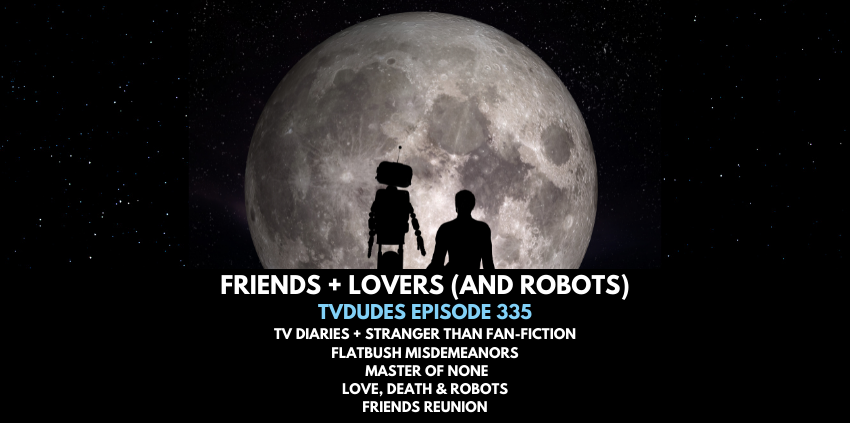 Friends + Lovers (+ Robots) show art