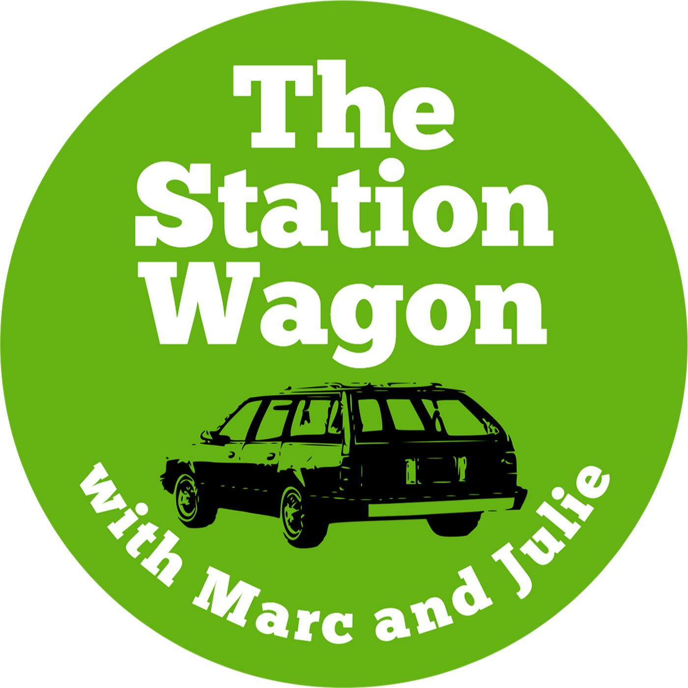 The Station Wagon Podcast: Exploring Mindfulness and Sibling Rivalry show art