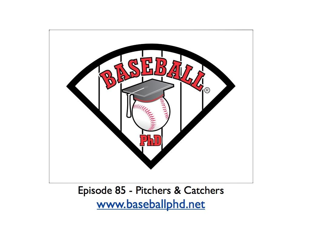 2021 Pitchers & Catchers Re-broadcast show art