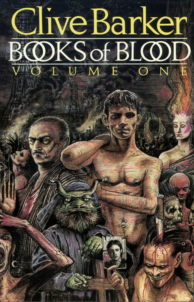 Episode 63 - Clive Barker's Books of Blood (Volume One)
