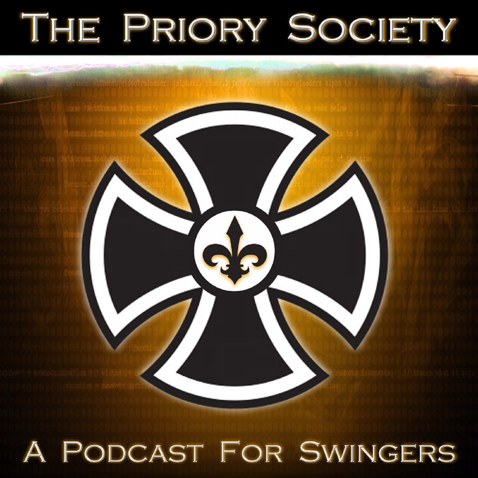 The Priory Society - Sex Podcast for Swingers show art