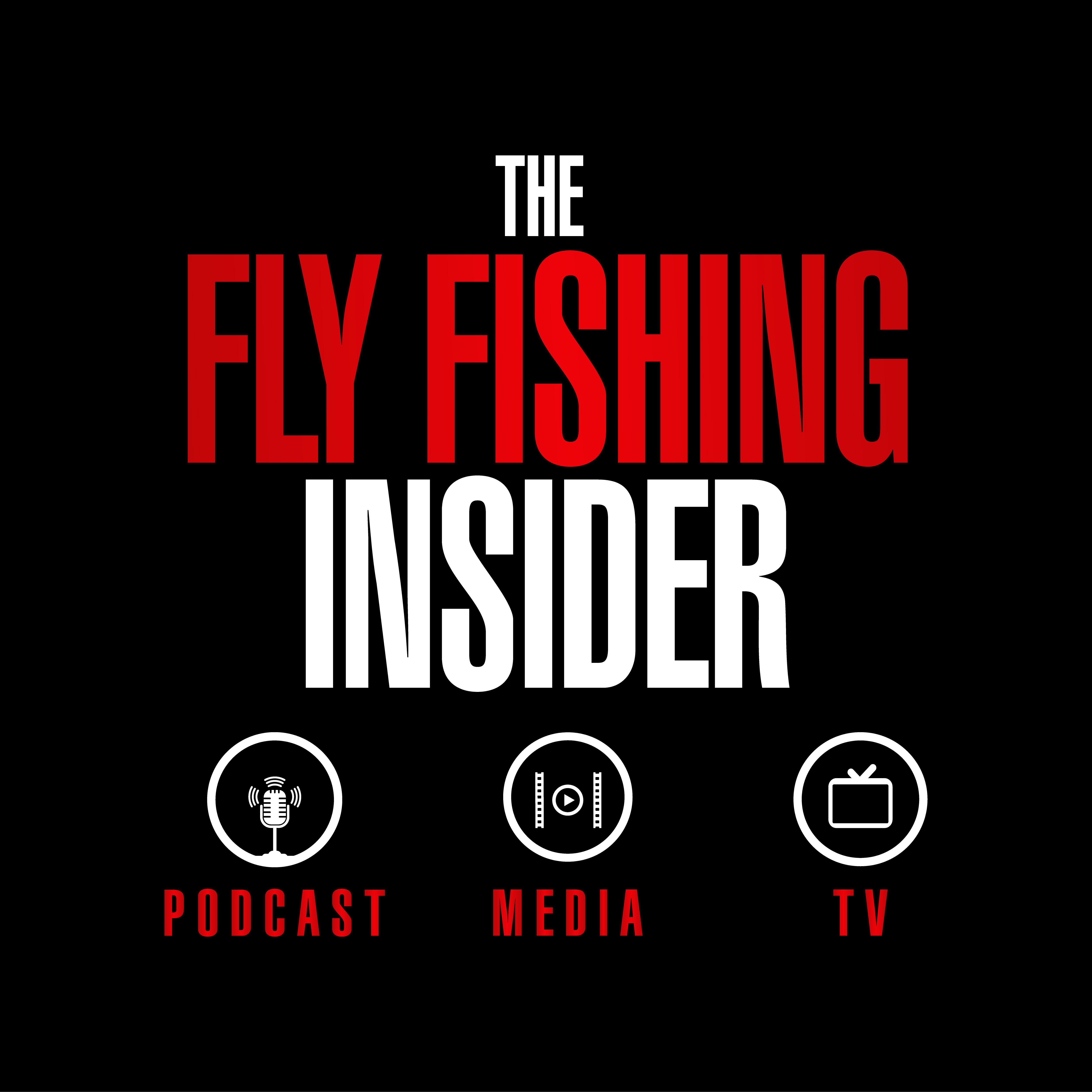 Fly Fishing Insider Podcast show art