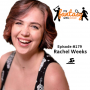 Artwork for My Fantasy Wife Ep. #179 with comedian guest RACHEL WEEKS!