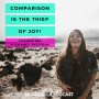 Artwork for 360- Comparison is The Thief of Joy- with Lucy Sheridan