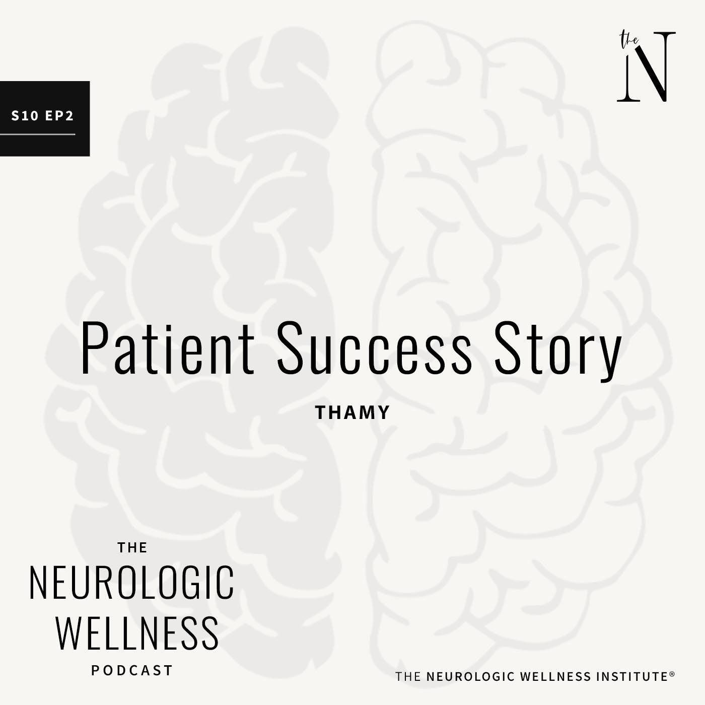 Patient Success Story