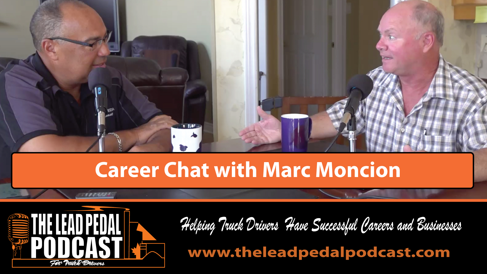 A chat with Marc Moncion
