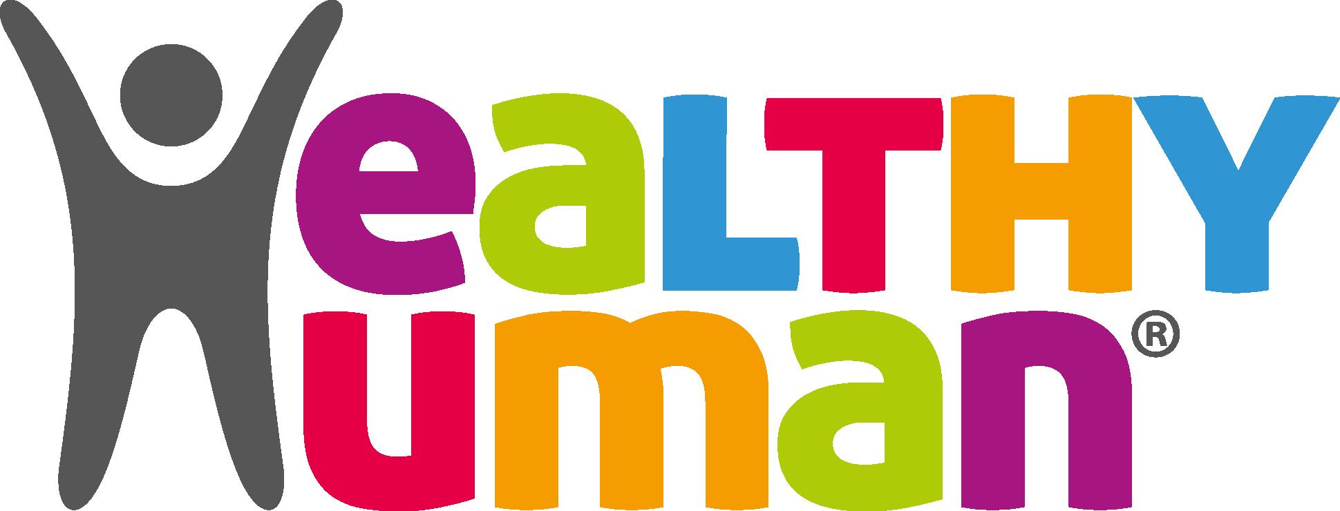 logo healthy human png