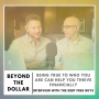 Artwork for Being True to Who You Are Can Help you Thrive Financially - An Interview With the Debt Free Guys