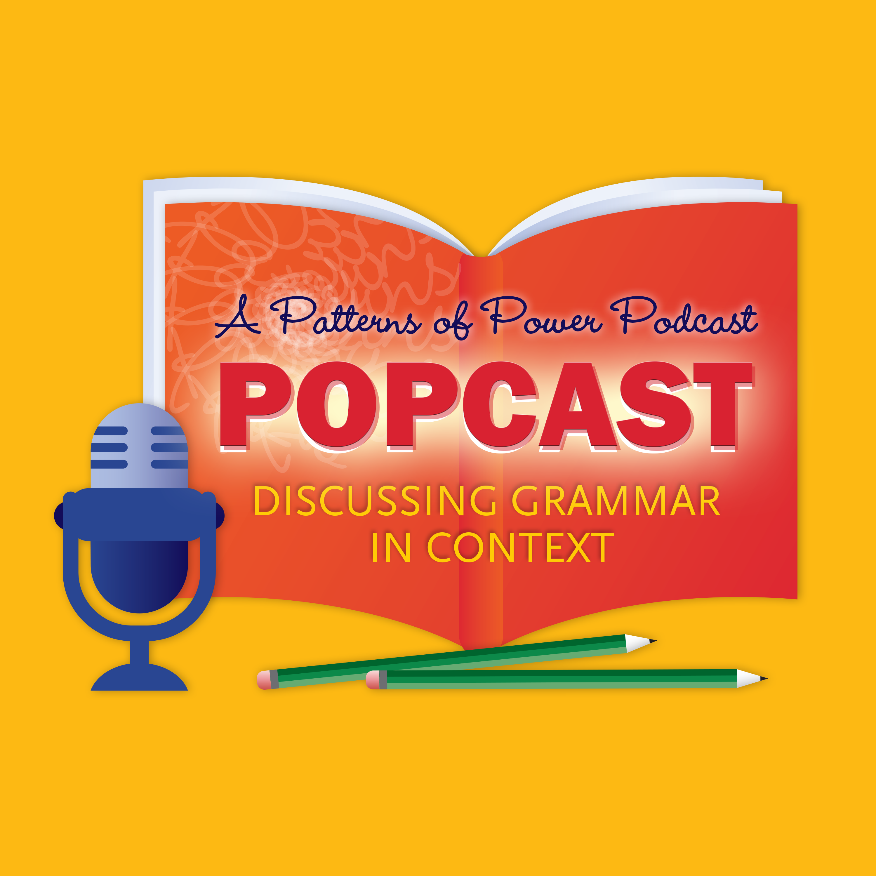 The POPCast: A Patterns of Power Podcast show art
