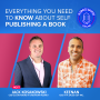 Artwork for Ep5. Everything You Need To Know About Self Publishing A Book | Business Banter Podcast
