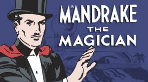 Heroes and Villains 66: From the Vault! Mandrake the Magician