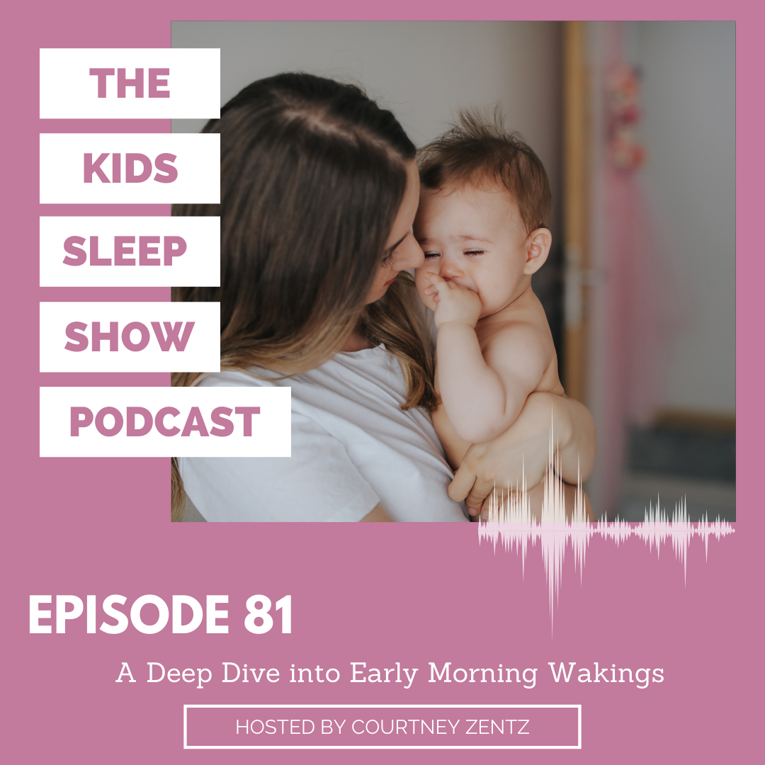 Artwork for Episode: 81 - A Deep Dive into Early Morning Wakings