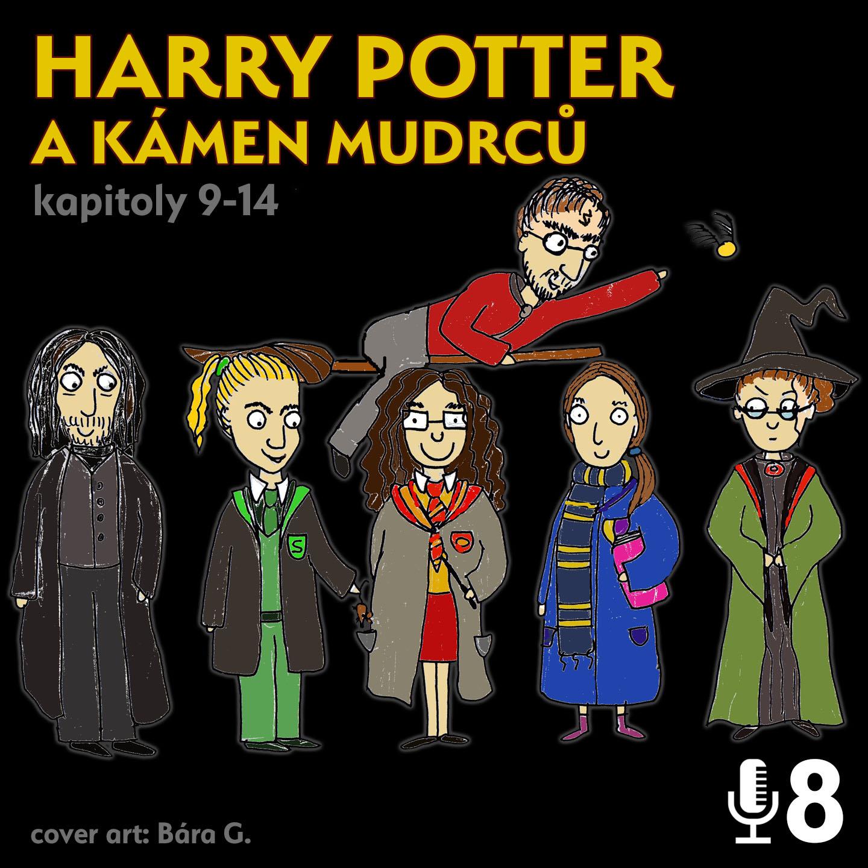 Epizoda 8 - Harry Potter 1.2