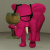 Pink Elephants In the Room - the High Cost of Avoidance show art