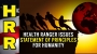 Artwork for Health Ranger issues STATEMENT OF PRINCIPLES for humanity