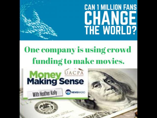 Money Making Sense: SUNDANCE: Legion M, crowdfund movies