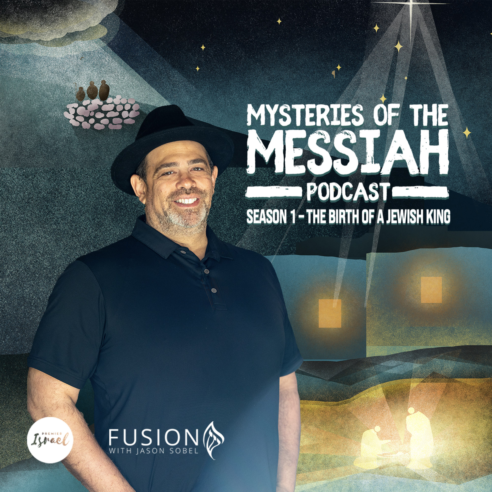 The Set Up - Mysteries of the Messiah: Birth of a Jewish King with Rabbi Jason Sobel