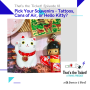 Artwork for Episode 18: Pick Your Souvenirs - Tattoos, Cans of Air or Hello Kitty?