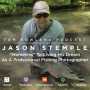 """Artwork for #0008 - Jason Stemple """"Homeless"""" To Living His Dream As A Professional Fishing Photographer"""