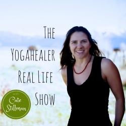 Yoga teachers with Cate Stillman