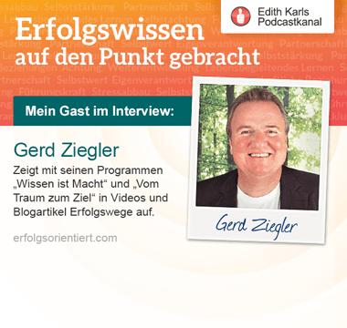 029 - Interview mit Gerd Ziegler
