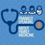 Artwork for Barriers to Physical Activity: Women's Breast Size - Frankly Speaking EP 125