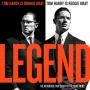 """Artwork for Brian Helgeland's """"Legend"""""""