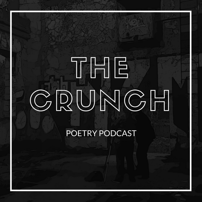 The Crunch Poetry Podcast show art