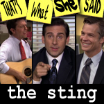 "Episode #102 -- ""The Sting"" (10/21/10)"