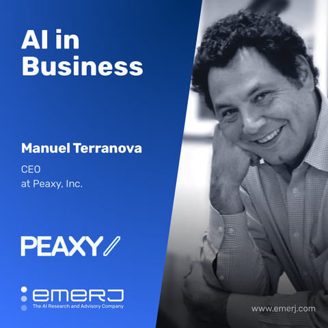 How to Get Value from Equipment and Heavy Machinery Data - with Manuel Terranova of PEAXY