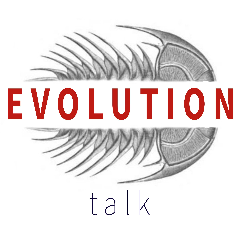 Evolution Talk show art