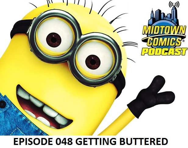 Episode 048 Getting  Buttered with guest Brandon Snider