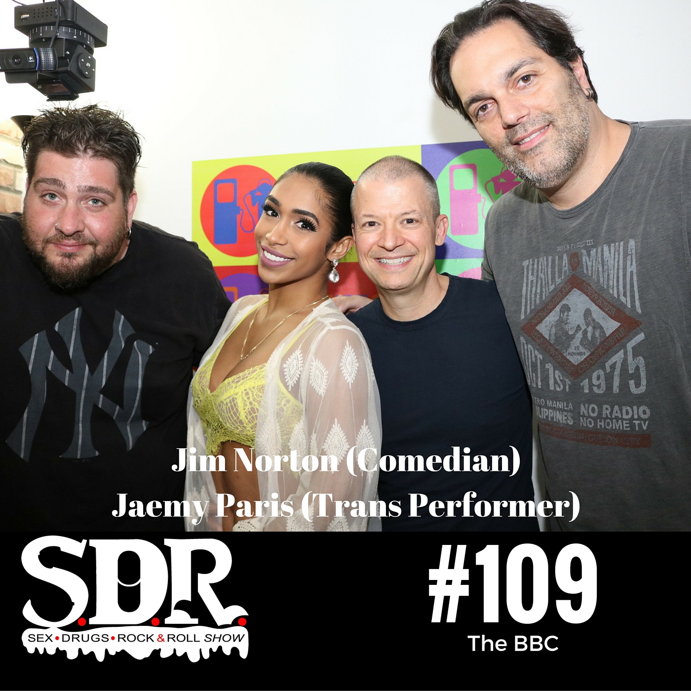 Episode 109 Jim Norton & Jaemy Paris