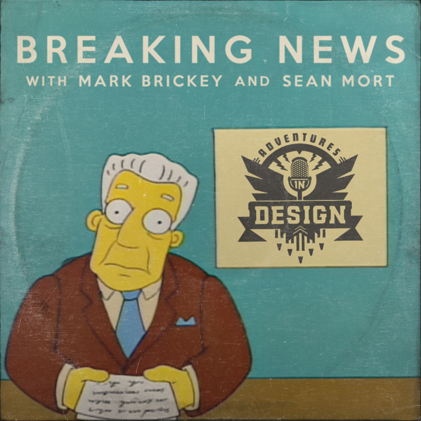 472 - Breaking News with Sean Mort