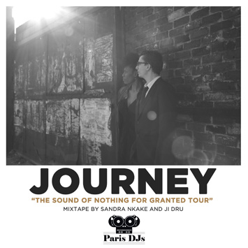Sandra Nkaké and Jî Drû - Journey - The Sound of Nothing For Granted Tour