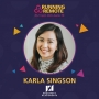 Artwork for Karla Singson, founder of Proximity Placements
