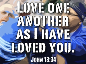 FBP 548 - Love One Another