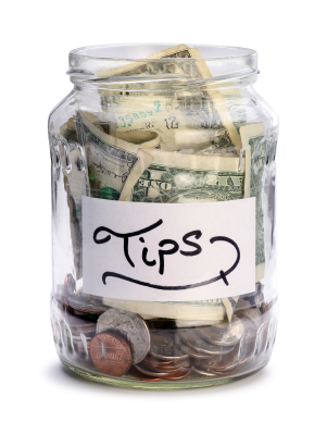 The D6G Tip Jar