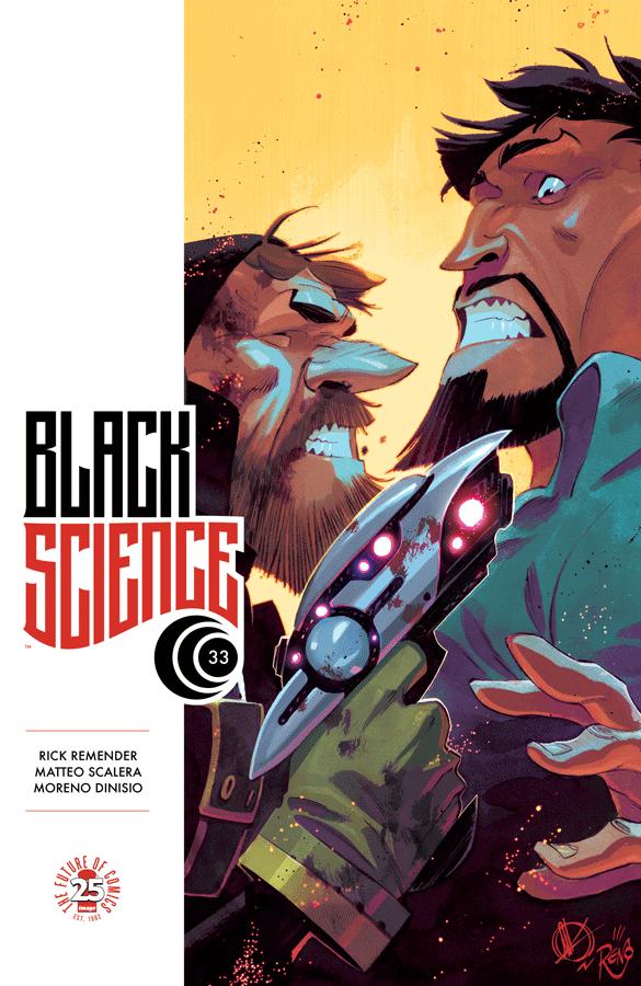 Artwork for 181: Black Science #33